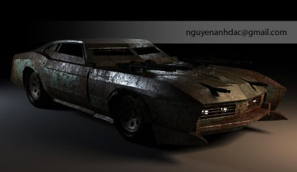 Death Race - Pachenko's Buick by nguyenanhdac