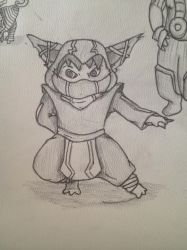 WIP - Kennen Visual Upgrade by 3mptylord