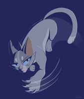 Day 2: Bluestar by RenAstraea