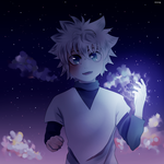 Killua by Aiecloud