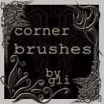 corner brushes by gli