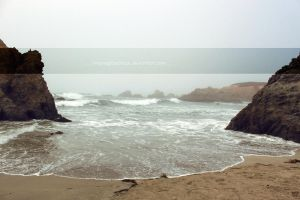 Seascape background stock by YvaineGlareStock