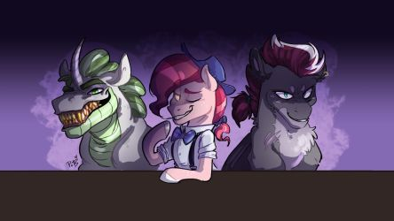 The Criminal Crusaders by Assassin-or-Shadow