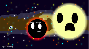 Recent Facts #5 Black holes and habitable planets? by Edu1806031122