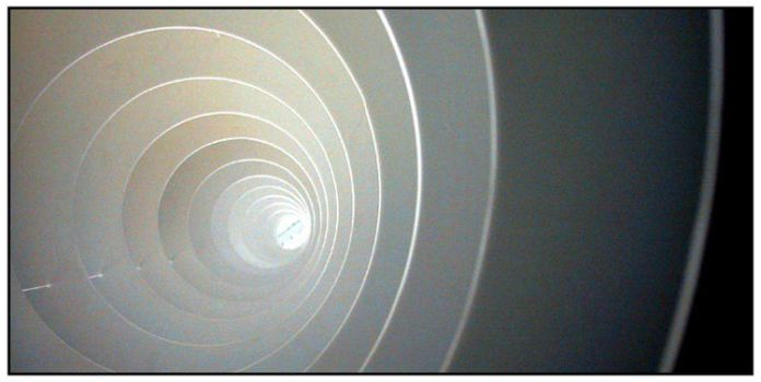 Paper Tunel by out-0f-the-c0ld