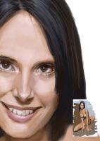 facial detail by Bielegraphics