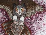 Eagle Owl by TheClumsyFellow