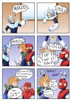 The robot masters 3 by Gingler
