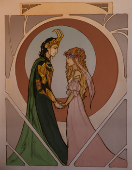 Asgardian snapshots: I raised you better than this by ... |Asgardian Wedding