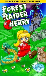 Forest Raider Cherry Cover Art by Zombie-Pacman