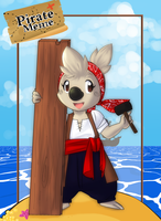 PKMNA: I Brought The Plank! by lady-obsessed