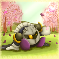 A Meta Knight by Catakat