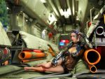 Space Odyssey : Vera on Tantalak by Vizzee