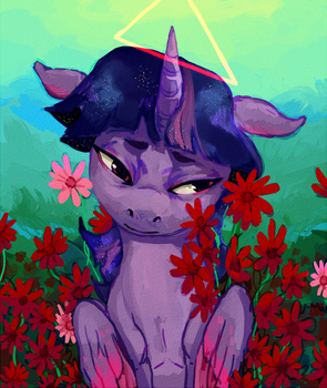 tried to make everything stay, love by colorlesscupcake
