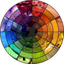 Color Wheel by losume
