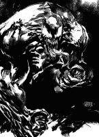 Venom by johnnymorbius