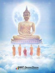 Name : The Way of Buddhists by watdesign57