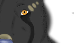 Dino - Art Trade {Sneak Peak} by NorthernMyth