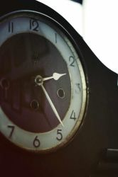 A Watched Clock Never Tells The Time by Vootoo