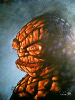 The Thing_2 by cLos71