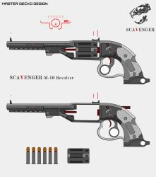 Scavenger M-10 Revolver by Master-Gecko-117