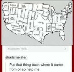 United States by TheFunnyAmerican