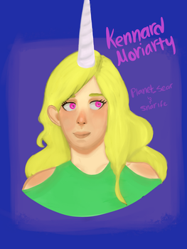 Kennard Moriarty by Snarlfe