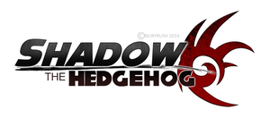 Shadow The Hedgehog Logo Remade by NuryRush