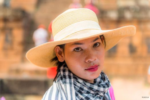 Khmer Imperium - Local Beauty by Rikitza