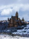 Alcazar snow by AraNaja