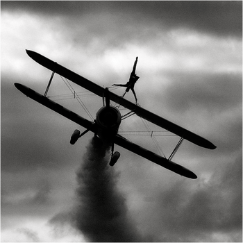 the dunsfold Wingwalker. by RowennaCox