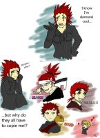Worried Axel by Nami01