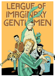 league of imaginary gentlemen by thehorribleman