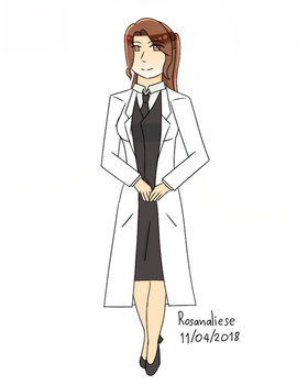 Dr. Norleans (TH Branch Character) by Rosanaliese