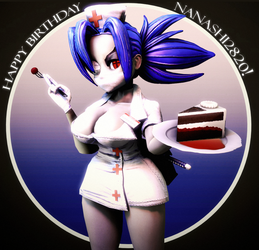 |SFM|GIFT| Happy Birthday, Nanashi2820! by UniversalKun