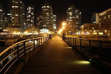 Coal Harbour by ChloeGPhotography