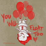 Pennywise 2017 by FrankiesBugs