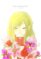 Happy Birthday Kido! by Hinna-chan