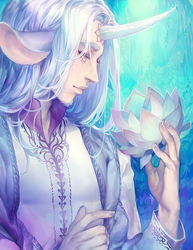 ::Commission:: Detailed Port // sapphirelullaby by Jotaku
