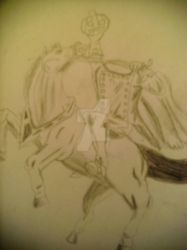 Headless Horseman by safertohateyou