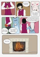 The devils daugther. page 5 by Chibiklompen