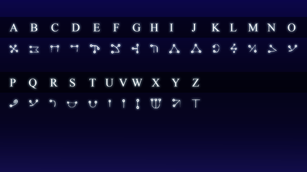 Celestial Carvings [FREE DOWNLOADABLE FONT] by Myth-Keeper