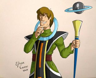 Shaggy Rogers (Angel), DBS/SCOOBY-DOO crossover by ANIMEFREAK93867