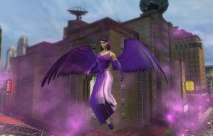 Princess Twilight in DC Universe Online by Shritistrang