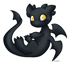 toothless by Khalypso
