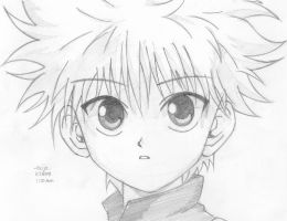 killua by reijr