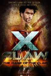 X-Claw - Sample Poster by ASGraphicDesk