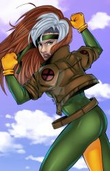 90's Rogue by Silphy-the-Blue