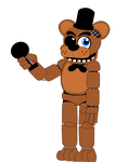 Freddy Fazbear by Riyana2