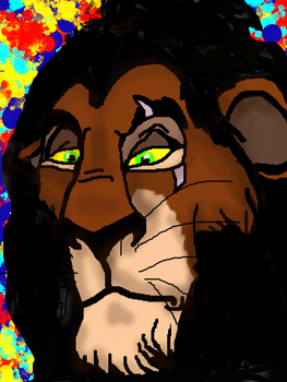 SCAR COLORED by Cheeseburger911